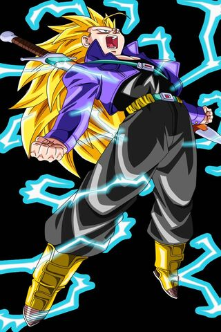 Trunks Wallpaper Download To Your Mobile From Phoneky