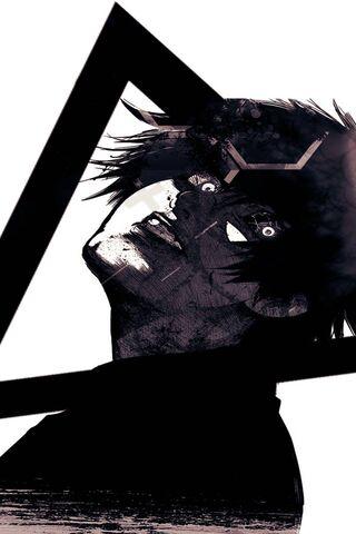 Kaneki Black Reaper Wallpaper Download To Your Mobile From Phoneky