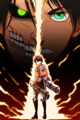 Eren Yeager Wallpaper Download To Your Mobile From Phoneky