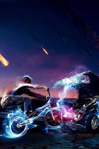 Bmx Bike Hd