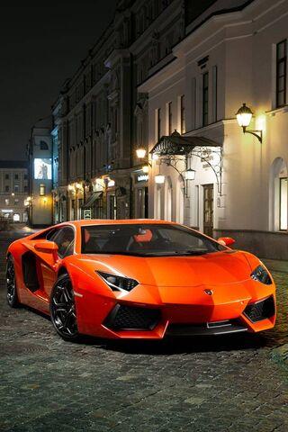 Lambo Lp700-4 2012