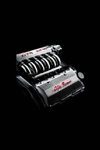 Alfa Gta 32 V6