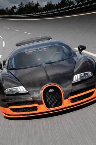 Veyron সুপার স্পোর্ট
