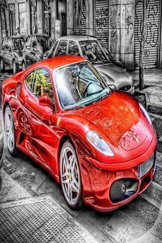 Hdr Ferrari F430