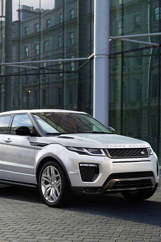 2016 Range Rover Evo