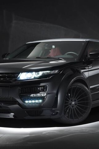 Range Rover Exoque