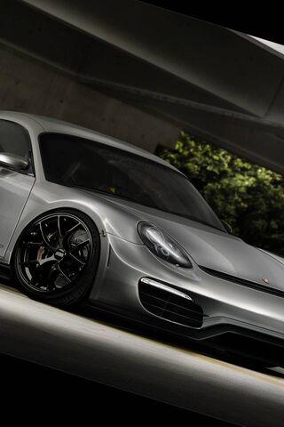 Porsche Cayman Vt