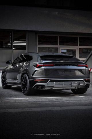 Urus Lamborghini