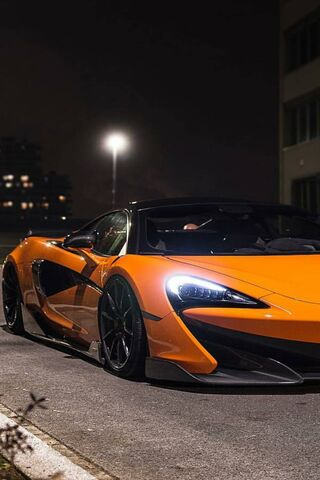 British Supercar