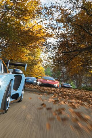 Forza Horizon 4 Wallpaper Download To Your Mobile From Phoneky