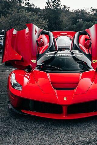 Ferrari Laferrari Fond D Ecran Telecharger Sur Votre Mobile Depuis Phoneky