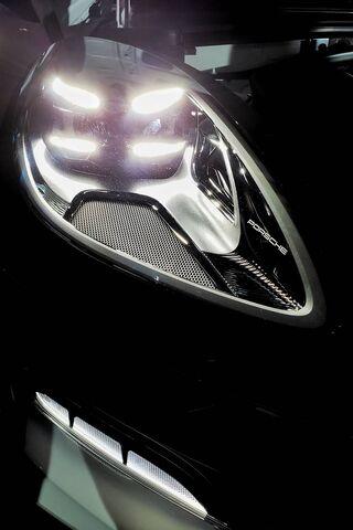 Macan Headlight
