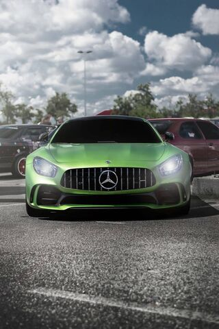 Mercedes Amg Gtr Fond D Ecran Telecharger Sur Votre Mobile Depuis Phoneky