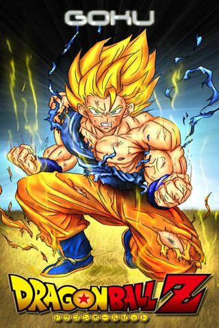 Goku Ssj2 Wallpaper Download To Your Mobile From Phoneky