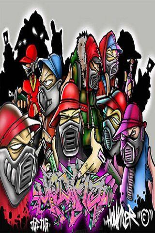 Graffiti Çevrimiçi