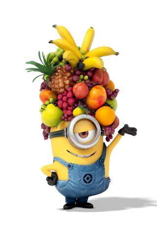 Fruit Hat Minion