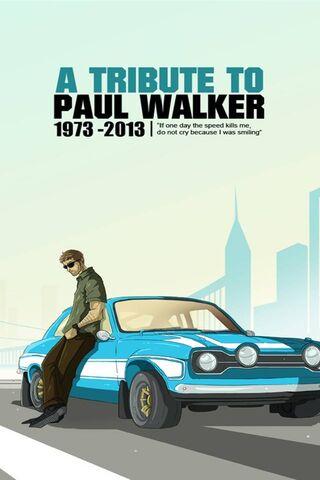 Paul Walker Tribute