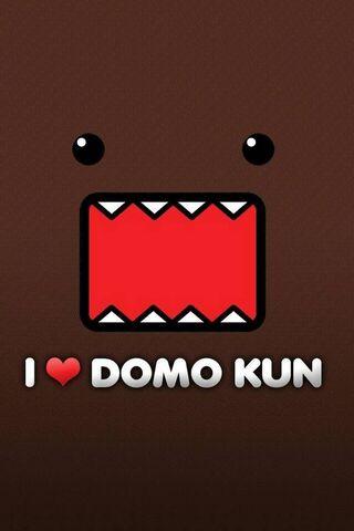 I Love Domo-Kun