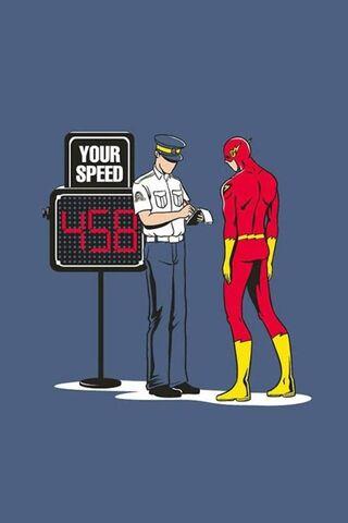 Speed Cartoon