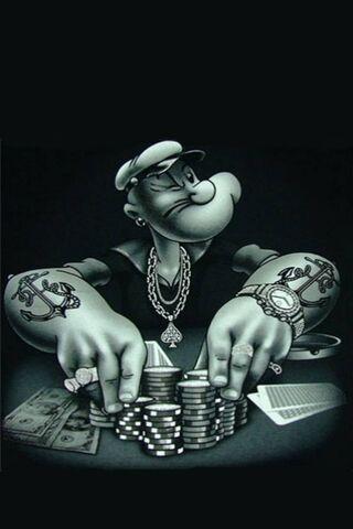 Poker Popeye