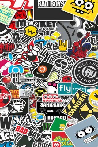 Sticker Boom