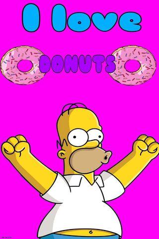 Homero Ama Las Donas