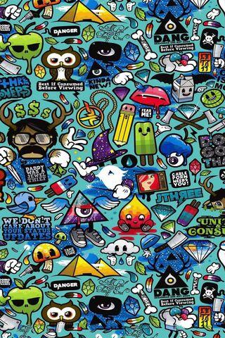 Sticker Brand