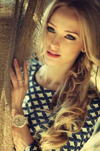 Güzel kadın
