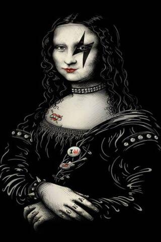 Küss Mona Lisa