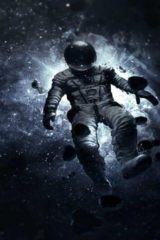 Uzayda Kayıp