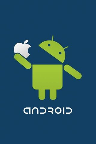 Android खाती है Apple
