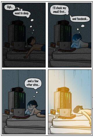 Need To Sleep