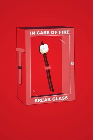 Break Glass To Eat