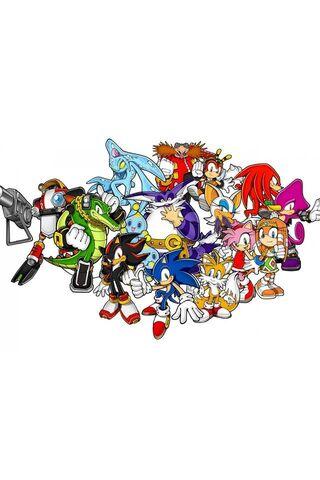 Heroes Sonic