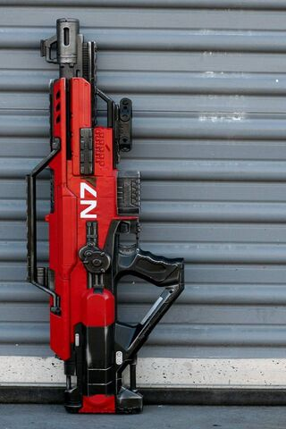 Пістолет Mass Effect