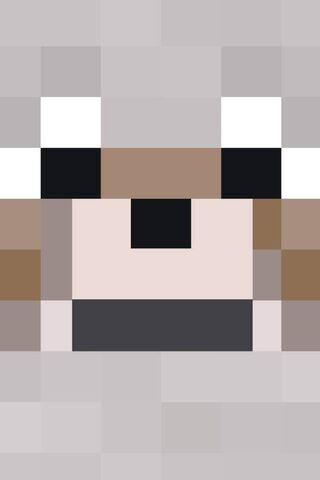 Minecraft Wolf