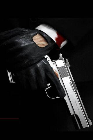 Chowanie pistoletu