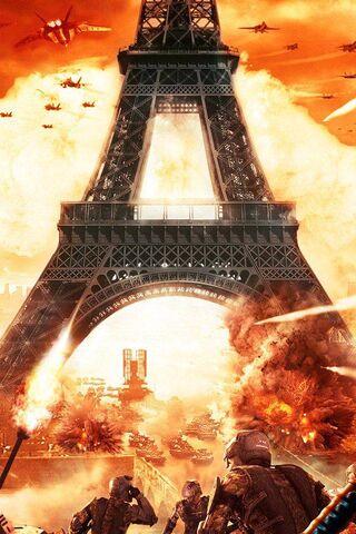 युद्ध में दुनिया