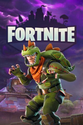 Fortnite T-Rex