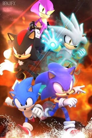 Sonic Forces Wp
