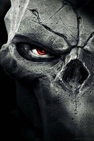Crânio Darksiders 2
