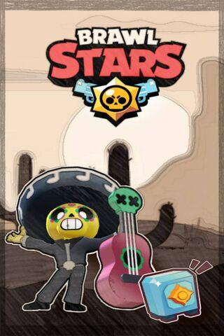 Brawl Stars Poco