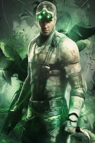 Sam Fisher Wallpaper Download To Your Mobile From Phoneky
