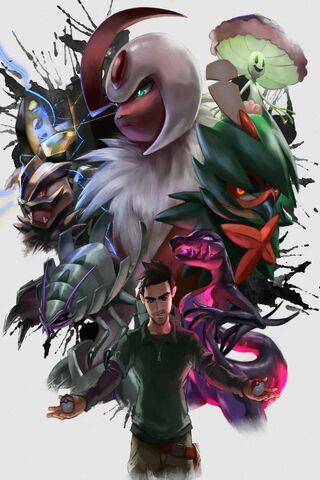 Pokemon Alolan Team