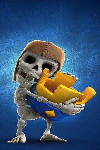 Цар Скелет