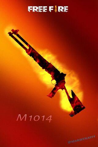 M1014 Freefire