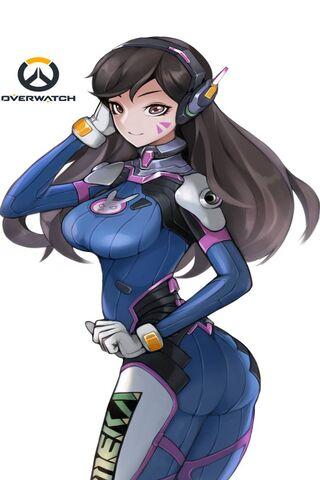 Overwatch Dva