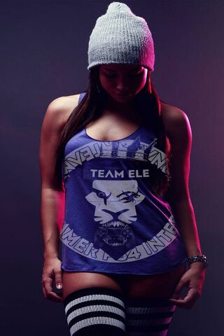Chica Sexy Team L