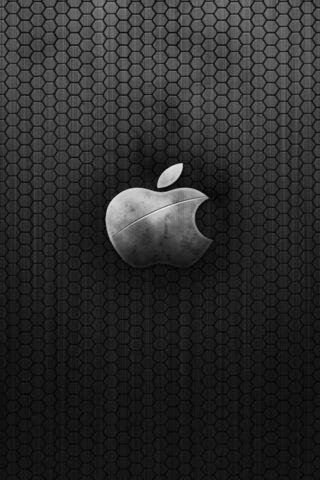 Яблочный темный стиль