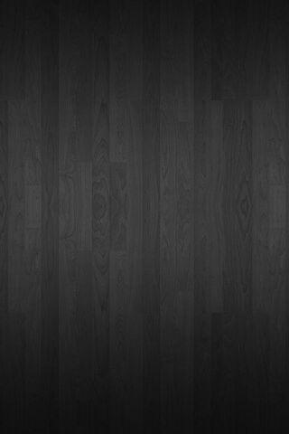 Struttura di legno scura